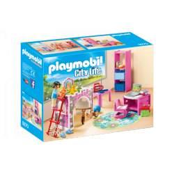 Playmobil Habitacion Infatil