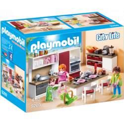 Playmobil Cocina City Live