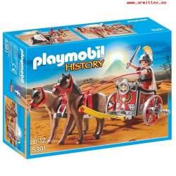 Playmobil History Cuadriga Romana