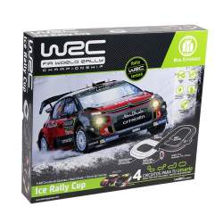 PISTA WRC ICE RALLY CUP COCHES CON