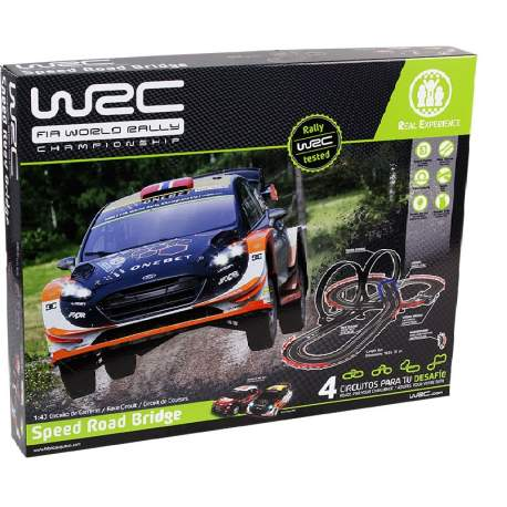 PISTA WRC SPEED ROAD BRIDGE 153X70