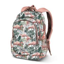 Mochila Oh My Pop Tropical Flamingo