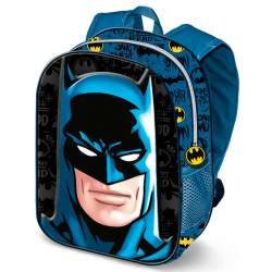 Mochila 3D Knight Batman DC Comics 31cm