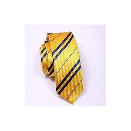 Corbata Harry Potter Hufflepuff