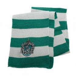 Bufanda Harry Potter Slytherin