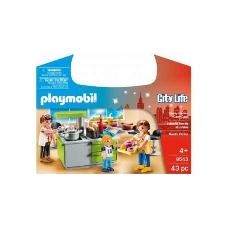 Playmobil Maletin Cocina