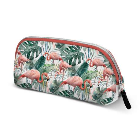 Neceser Oh My Pop Tropical Flamingo