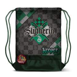 Saco Harry Potter Quidditch Slytherin