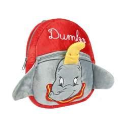 Mochila Peluche Dumbo Disney 18x22x8cm
