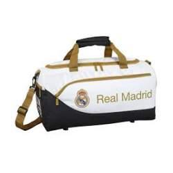 Bolsa De Deportes Real Madrid