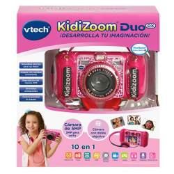 Vtech- Kidizoom Duo Dx 1 Rosa. Cámara De Fotos Dig
