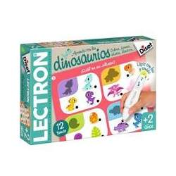 Lectron Dinosaurios Lapiz c/luz