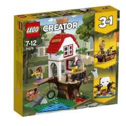 Lego Creator Tesoros De La Casa Del Arbol