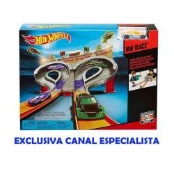 Pista Hot Wheels Super Speed Blust