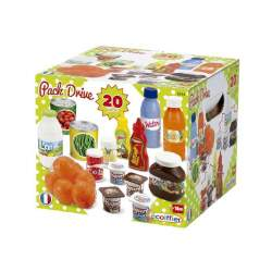Caja Fin De Semana Con 20 Accesorios De Alimentos Para Cocin