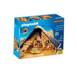 Playmobil Piramide Del Faraon
