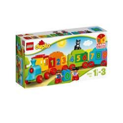 Lego Duplo Tren De Los Numeros (1/3 Años)