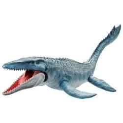 Figura Dinosaurio Jurassic World Mega Mosasaurus