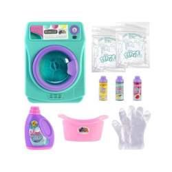 Lavadora De Slime Tie-Dye Con Tres Colores. Haz Tus Diseños