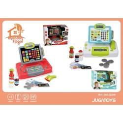 Caja Registradora Con Escaner Y Accesorios 2 Colores Sdos 30