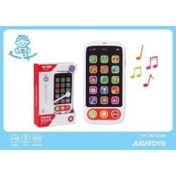 Telefono Movil Musical 15Cm