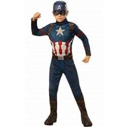 Disfraz Infantil Capitan America Avengers Endgame Classic Talla S