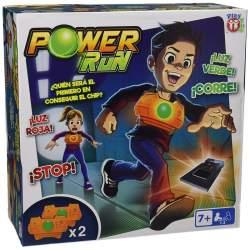 Juego Power Run !Quien Sera El Primero En Conseguir El Chip!