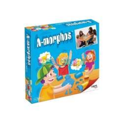Juego Amorphos Modela Con Plastilina Los Dibujos