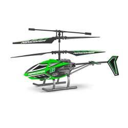 Helicoptero Nicoair Alu Mini Whip 2 Canales Giroscopio Bater