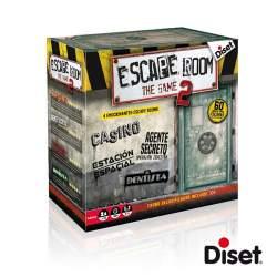 Juego Escape Room 2 Tienes 60 Min Para Escapar!