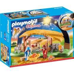 Playmobil Chrismas Belén con Luz