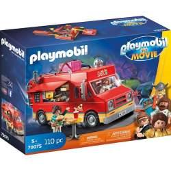 Playmobil La Pelicula Camion De Comida