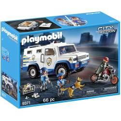 Playmobil Action Vehículo Blindado
