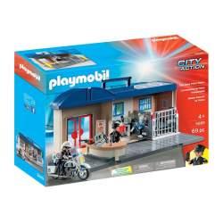 Playmobil City Action Comisaría Maletín