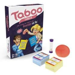 Juego Tabu Familia