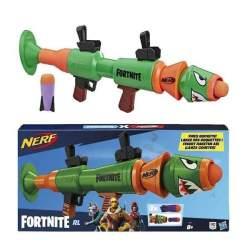 Pistola Nerf Fortnite Rl Incluye 2 Cohetes