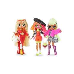 Muñeca Lol Surprise Top Secret Dolls Con Accesorios