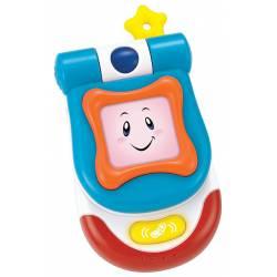 Teléfono Móvil Infantil Luces y Música
