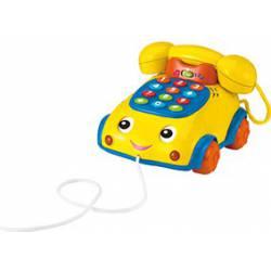 Teléfono Hablador con Arrastre