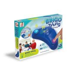 Juego Bingo Electrónico Parlante 13X75x40 Cm