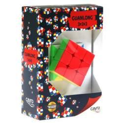 Cubo 3+3 Unequal En Caja 62
