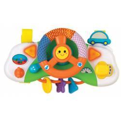 Volante Infantil Actividades Luces y Sonidos