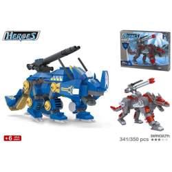Juego Construccion Robot Heroes 2 Mod. Sdos.
