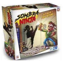 Juego Sombra Ninja Consigue Ser Más Rápido Que Tu Sombra