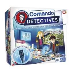 Juegotrack Agency Comando De Detectives.