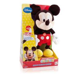 Peluche Happy Sounds Mickey Con Sonidos Divertidos