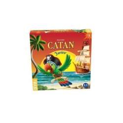 Juego Catan Junior ¡Coloniza La Isla De Catan!