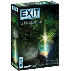 Juego Exit La Isla Olvidada ¡Sigue La Pistas Para Escapar!