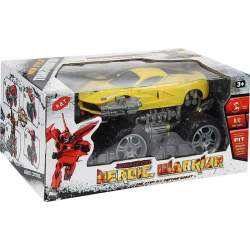 Coche Radio Control Transformable
