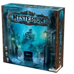 Juego Mysterium.Resuelve El Misterio Todos Los Jugadores Ganan O Pierden